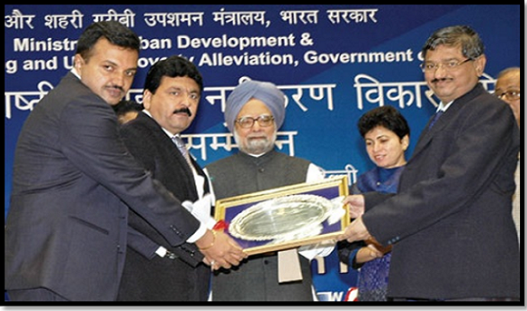 JnNURM Best City Award 2011-12
