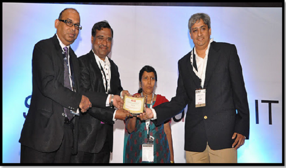 EDGE Award for e-Governance 2011-12