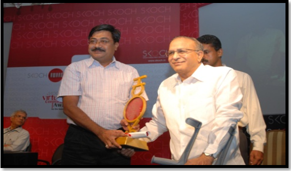 SKOCH Award for eGovernance 2011-12