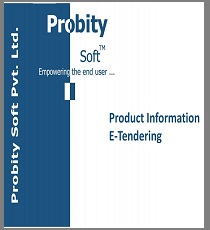 Product Information e-Tendering